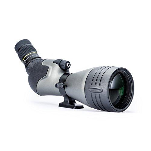 Vanguard Endeavor HD 82A Angled Eyepiece Spotting Scope, 20-60 x 82, ED Glass, Waterproof/Fogproof