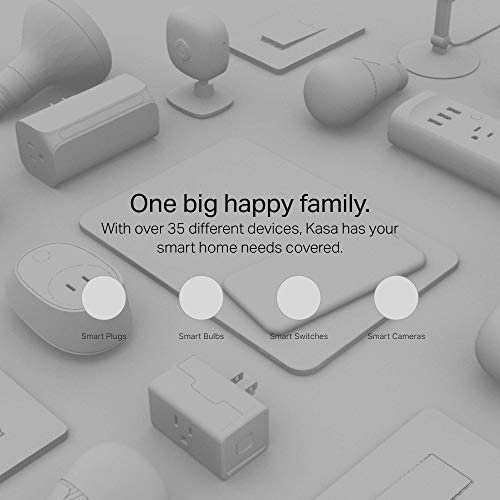 Kasa Smart Plug HS103P2, Wi-Fi Outlet works with Alexa, Echo and Google Home &IFTTT, No Hub Required, Remote Control, 15 Amp, UL Certified, 2-Pack 19