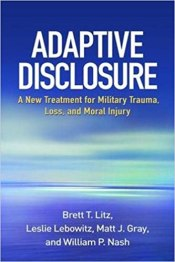 moral injury adaptive disclosure