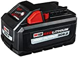 Milwaukee 48-11-1865 M18 18-Volt Lithium-Ion High Output Battery Pack 6.0Ah