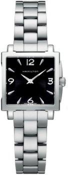 Hamilton Jazzmaster Square Women's Quartz Watch H32251135
