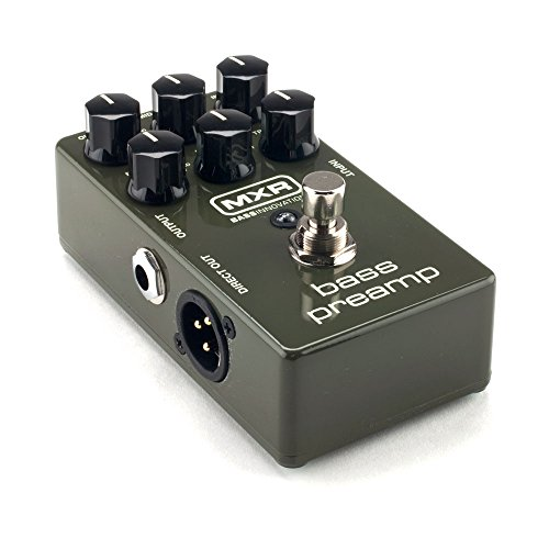 Guitar Preamp With Effects