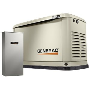 Generac Guardian 7029 Aluminium Enclosure 9/8kW Air Cooled Standby Generator
