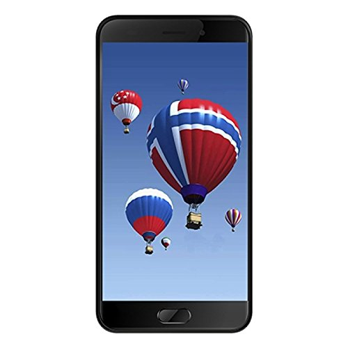 Generic AllCall Atom, 2GB+16GB, Dual Back Cameras, 5.2 inch Android 7.0 MTK6737 Quad Core up to 1.3GHz, Network: 4G, OTG, Dual SIM(Black)