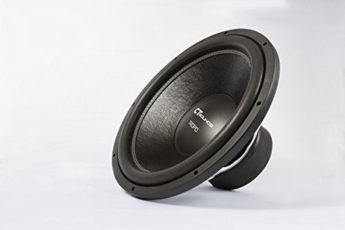 2. CT Sounds Tropo 15 Inch Car Subwoofer 450w RMS Dual 2 Ohm