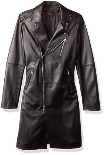71h6 j9pHaL Side slash pockets Shoulder epaulets and zip cuffs