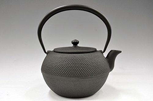 Seieido southern iron kettle Maromi Arale 1L H-171