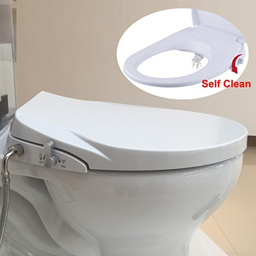 Hibbent-Bidet-Seat-with-Separated-Self-Clean-Knob-Dual-Nozzles-for-Rear-Feminine-Cleaning-No-Electricity-Bidet-Toilet-Seat-Sleek-Design-ONOFF-Metal-T-Adapter-Included-Elongated-SC206