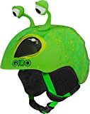 Giro Launch Plus Kids Snow Helmet Matte Bright Green Alien SM 52-55.5cm