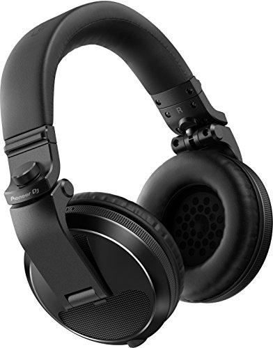 Pioneer HDJ-X5 Negro Circumaural Diadema Auricular - Auriculares (Circumaural, Diadema, Alámbrico,...
