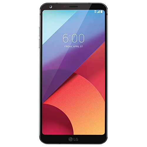 """LG G6 H872 5.7"""" 32GB Unlocked GSM Android Phone w/ Dual 13MP Cameras - Astro Black"""