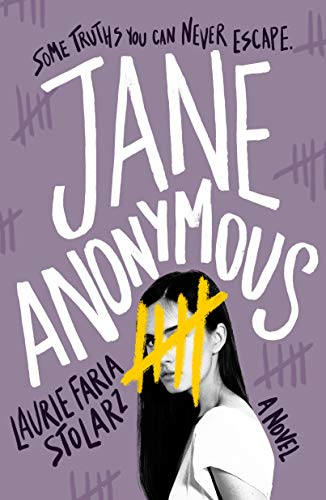 Jane Anonymous: A Novel by [Stolarz, Laurie Faria]