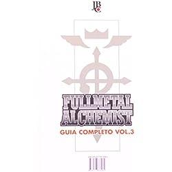 Fullmetal Alchemist - O Guia Completo - V. 03