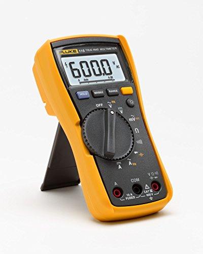 Compact True-RMS digital meter