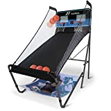 EastPoint Sports 3-in-1 Shoot, Pitch, Pass Sports Gaming Center Station for Kids