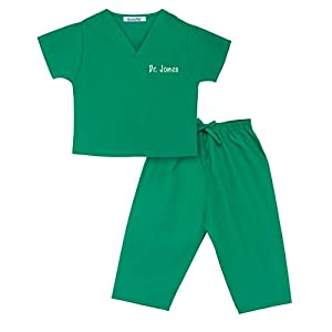 Personalized Scrubs for Baby and Children