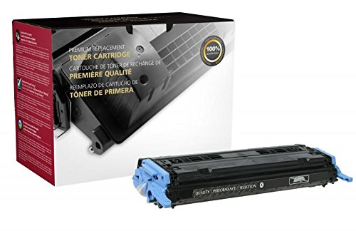 HP Compatible CIG Remanufactured Black Toner Cartridge for HP Q6000A (HP 124A)