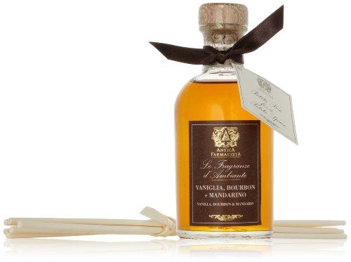 Antica Farmacista Home Ambiance Diffuser, Vanilla, Bourbon & Mandarin, 100 ml.
