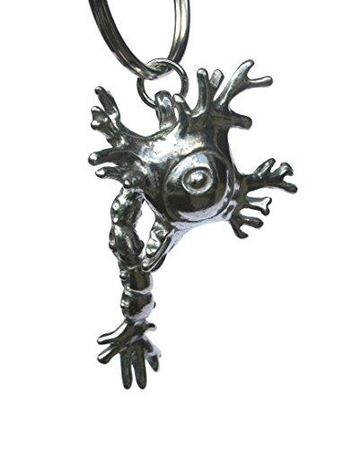 Neuron (nerve/brain cell) key chain