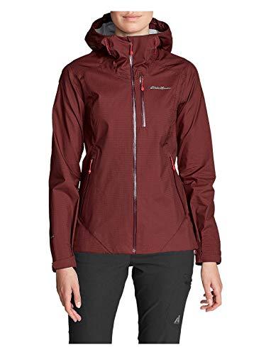 Eddie Bauer Women's BC Alpine Lite Jacket, Dk Berry Regular XL
