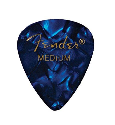 Fender 351 Shape Premium Picks Medium 12 Pack