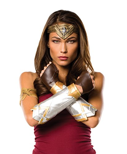 Adult Wonder Woman Deluxe Accessory Set