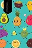Personal Meal Planner: 52 Week Planner With Weekly Weight Tracker |Record Breakfast, Lunch, Dinner,  Snacks, Water Consumption & Shopping List | Daily ... | 6' x 9' Portable (Healthy) (Volume 12)