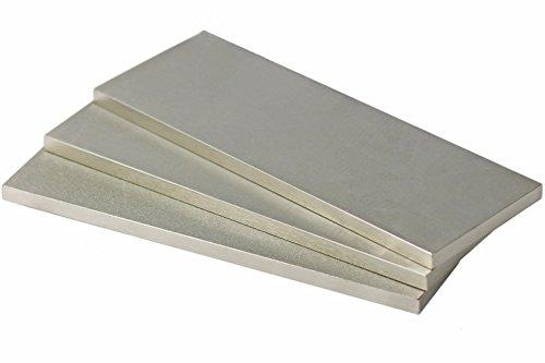 Ultra Sharp Diamond Sharpening Stone Set - 8 x 3 Coarse/Medium/Extra...
