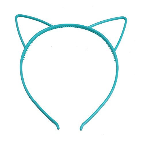 12Pcs-Cat-Ear-Headbands-Girls-Plastic-Headbands-Cat-Bow-Hairbands-for-Women-and-Girls-Costume-Favors-Accessories