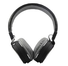 AMANNA SH12 Stretchable Foldable Wireless/Bluetooth Headphone with Fm Inbuilt Microphone and SD Card Slot