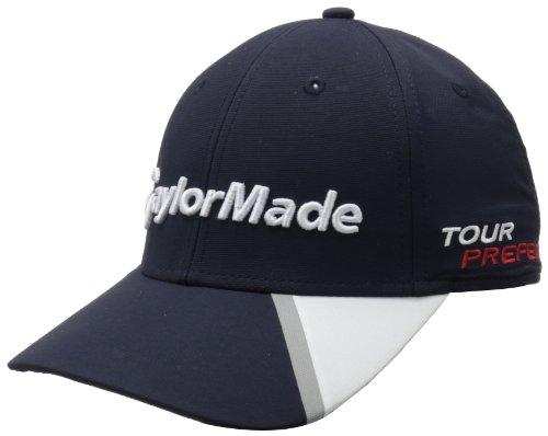 TaylorMade Tour Split Hat, Navy, Adjustable