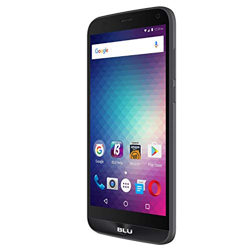 BLU Dash XL X8 -International GSM- 5.5' Unlocked...