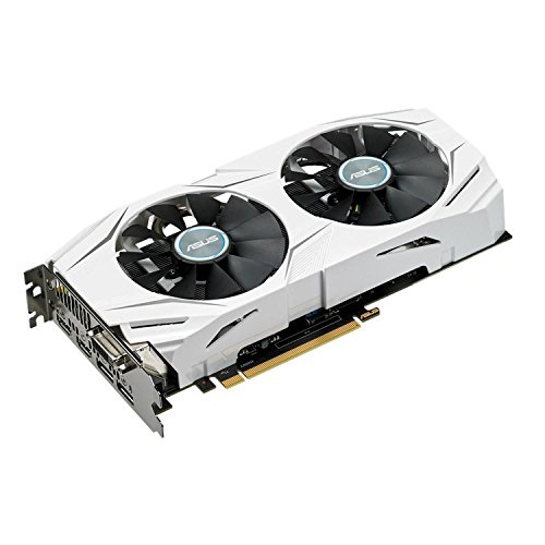 Asus Dual Series GTX 1060 3GB GDDR5 Video Card with Color-Matched PC Build for Esports Gaming 4