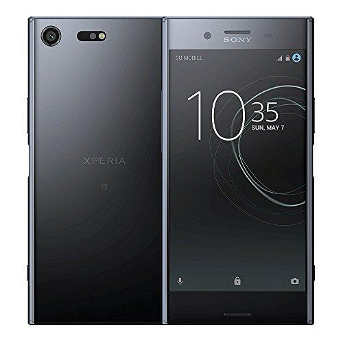 Sony Xperia XZ Premium G8142 4GB RAM / 64GB ROM 5.5-Inch 19MP 4G LTE Dual SIM FACTORY UNLOCKED - International Stock No Warranty (Deepsea Black)
