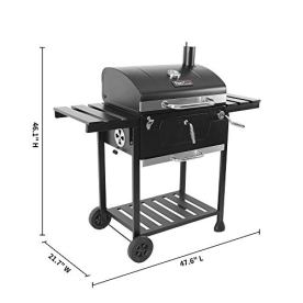 Royal-Gourmet-CD1824E-24-inch-Charcoal-BBQ-Grill-Outdoor-Picnic-Patio-Cooking-Backyard-Party