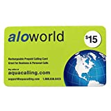 Prepaid Phone Card $15 International & Domestic Calling Card Designed for Any Life Changing Events: Nanny-Au Pair; Immigrant; Business; Students; Military; Missionary; Travel.