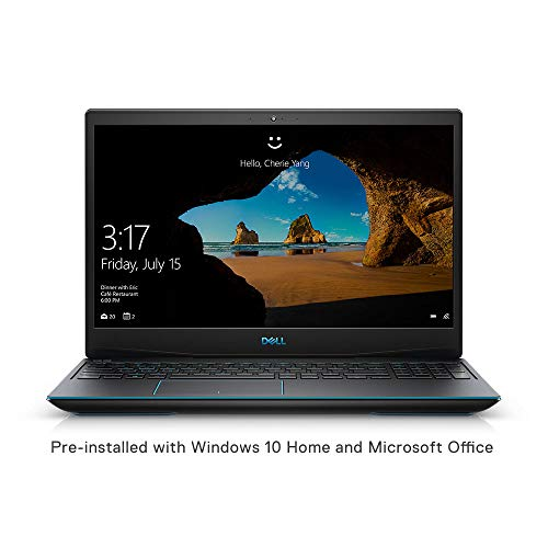 Dell Gaming-G3 3590 15.6-inch FHD Laptop (9th Gen Core i5-9300H/8GB/512GB SSD/Windows 10 + MS Office/3GB NVIDIA 1050 Graphics/Black) 77