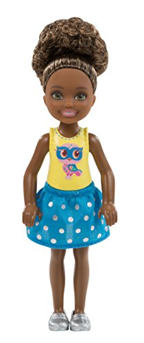 Barbie Club Chelsea Doll, Owl Graphic Outfit