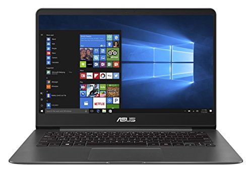 ASUS ZenBook UX430UA-GV307T Intel Core i5 8th Gen 14-inch FHD Thin and Light Laptop (8GB RAM/256GB SSD/Windows 10/Integrated Graphics/1.30 kg), Grey 1