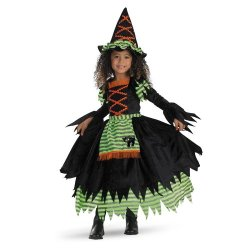 Disguise Story Book Witch Costume - Medium (3T-4T)