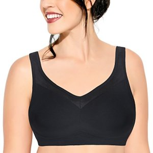 Enamor Women's Non Padded Non Wired Bra