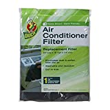 Air Conditioner Filter Replacement 24' wide x 15' high x 1/4' thick- 2 Packs