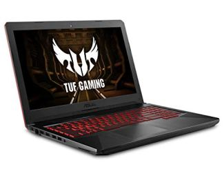 "ASUS TUF Gaming Laptop FX504 15.6"" 3ms Full HD IPS-level, Intel Core i5-8300H Processor, NVIDIA GeForce GTX 1060, 8GB DDR4, 256GB M.2 SSD, Gigabit WiFi, Windows 10 - FX504GM-WH51"