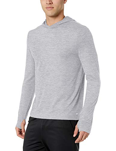 Amazon Essentials Men's Tech Stretch Long-Sleeve Performance Pullover Hoodie 1 Fashion Online Shop Gifts for her Gifts for him womens full figure