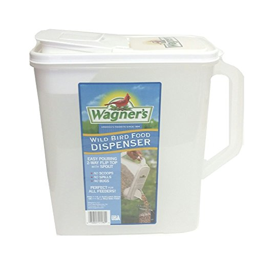 Wagner's 41580 Wild Bird Food Dispenser 1