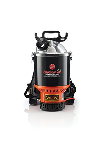 Hoover Commercial Lightweight Backpack Vacuum, C2401