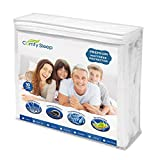 Premium Bed Mattress Protector Topper For Any Size Cover - Twin, Full, Queen, California King, or King - Trusted Sheets Protection - Waterproof, Bed Bug Proof, Urine Proof - Hypoallergenic (FULL)