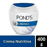 Pond's S Cream Humectant Moistening, 14oz Crema Humetante y Magnificante S De Ponds 400gr (1)