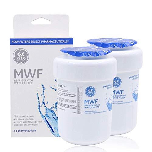 2PACK Genuine GE MWF 46-9991 GWF HWF WF28 Smart Water Fridge Water Filter New