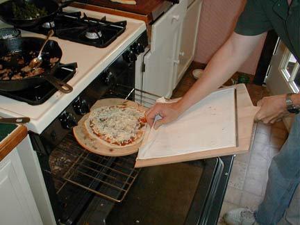 EXO Non-Stick Polymer Sealed Super Peel Pizza Peel